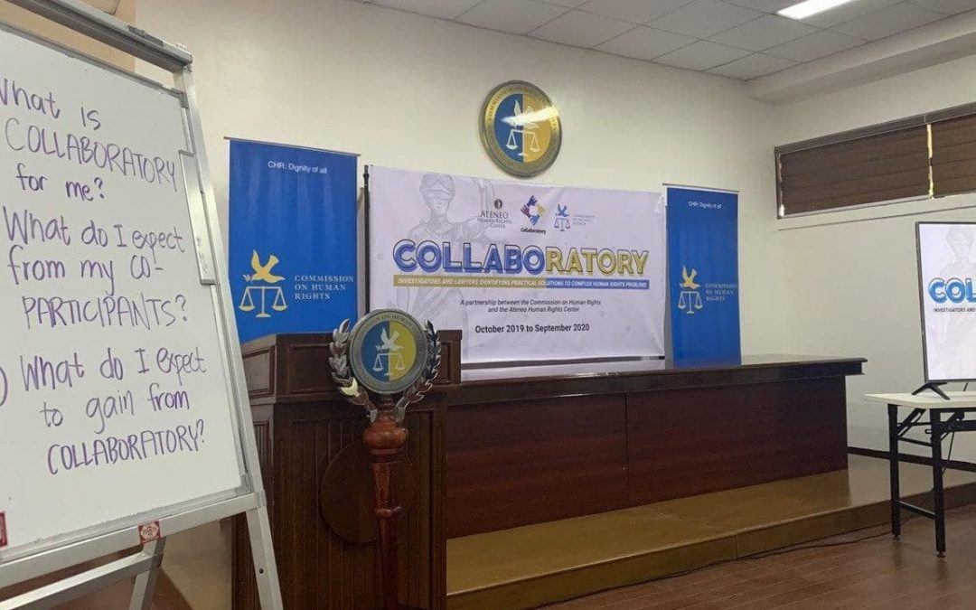 Call for Applicants from Visayas and Mindanao for Collaboratory